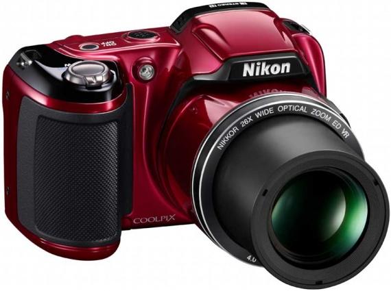 Фотоаппарат Nikon COOLPIX L810