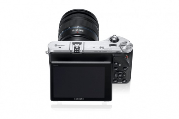 SMART-камера NX300